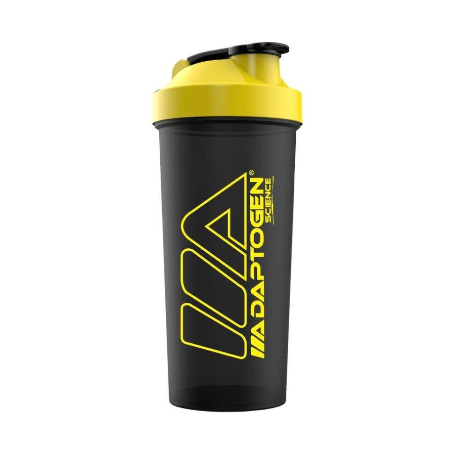 Adaptogen Shaker 600 ml – Amarelo com preto