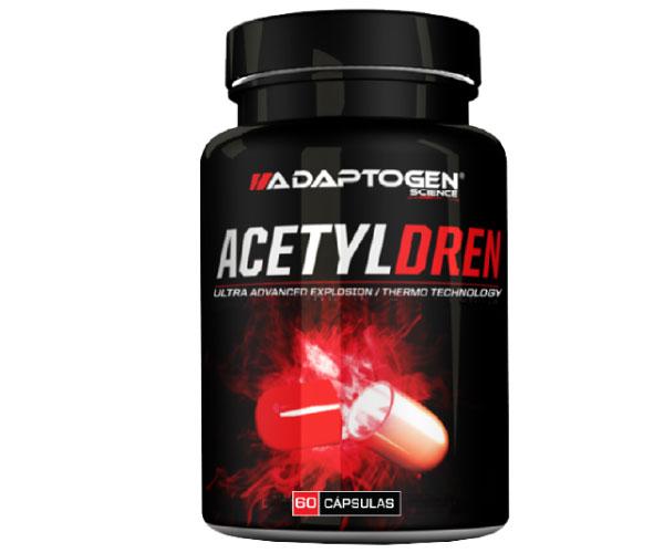 Acetyl Dren 60 Cápsulas
