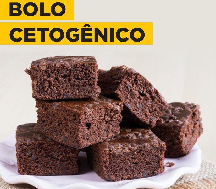 BOLO CETOGÊNICO