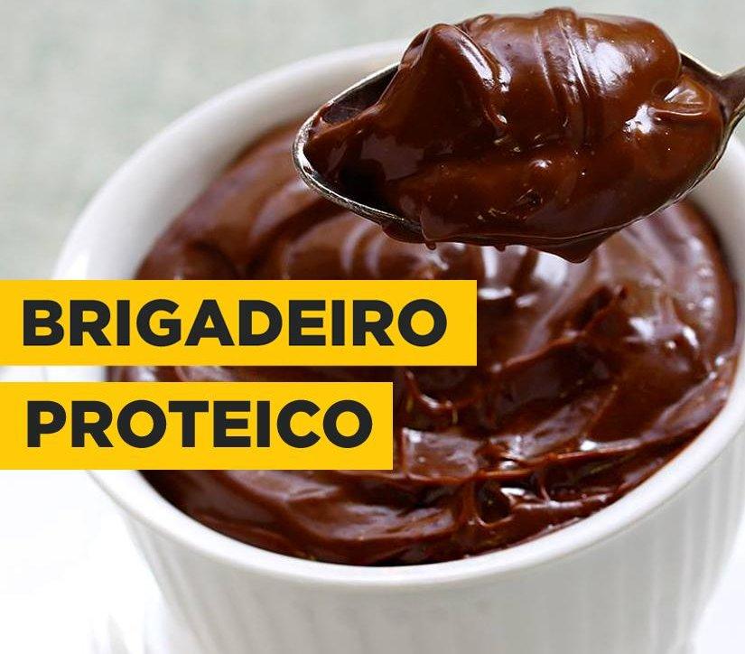 BRIGADEIRO PROTEICO FITNESS