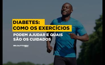Diabetes: Como os exercícios podem ajudar e quais são os cuidados