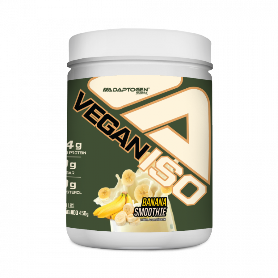 Vegan Iso – 450g