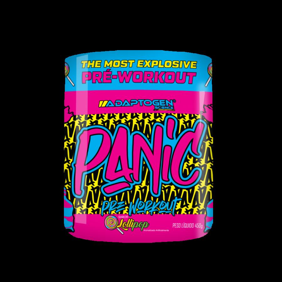 Kit Panic + Shaker Panic Grátis